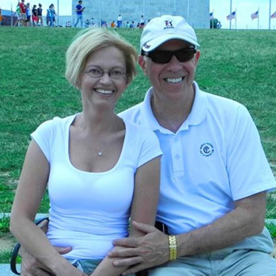 Tania and Gary
