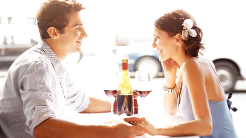 Первое свидание с иностранцем